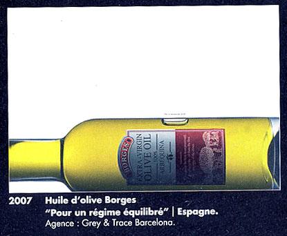 2007 huile