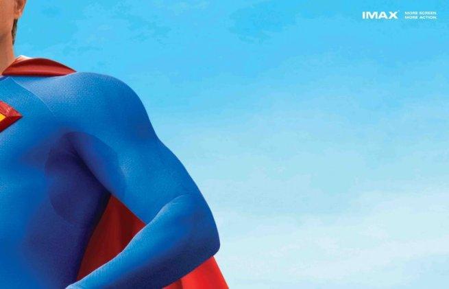 IMAX-SUPERMAN