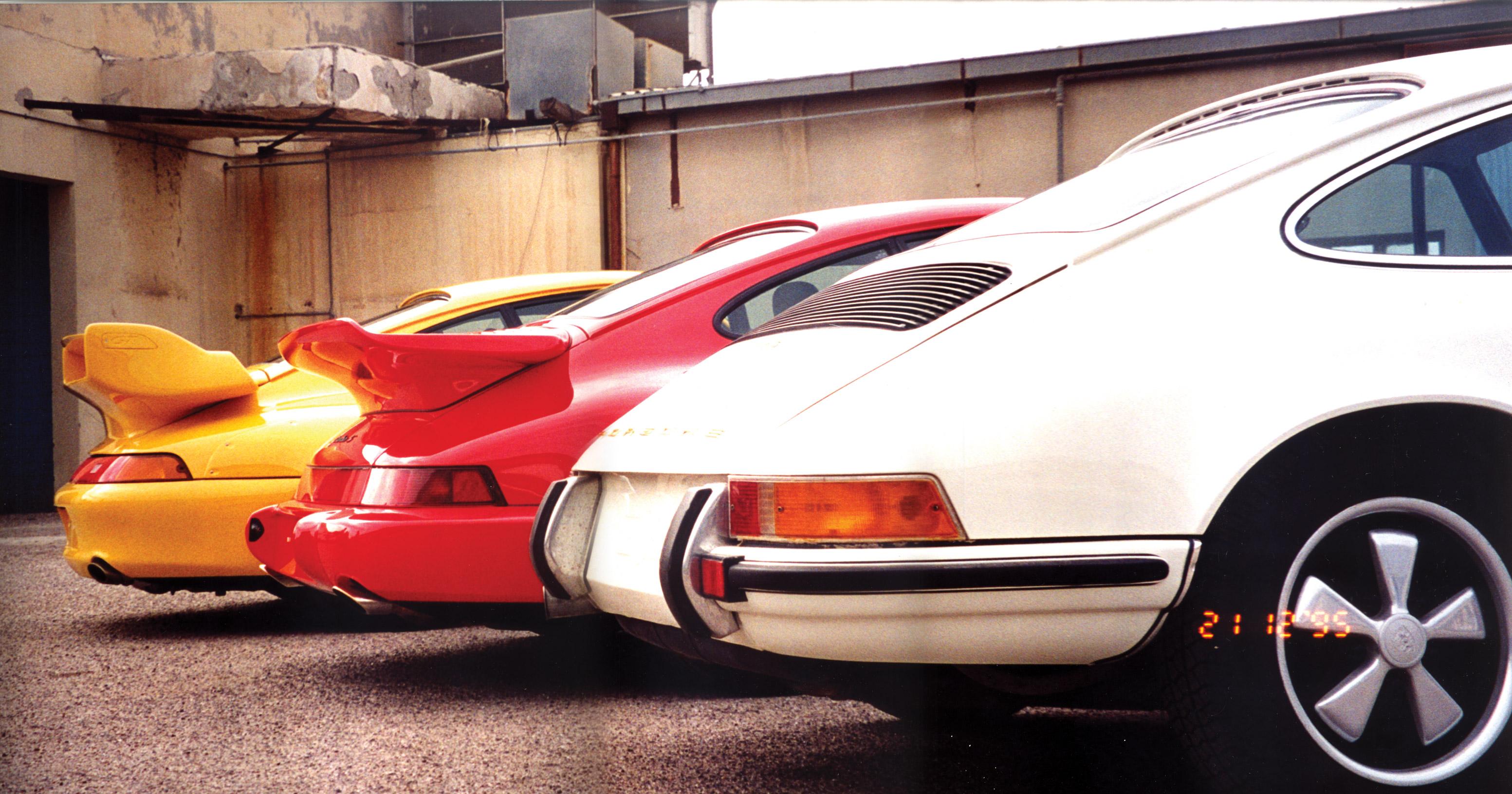 Best Porsche Ads